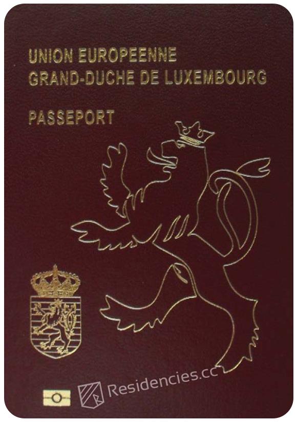 Passport of Luxembourg, henley passport index, arton capital's passport index 2020