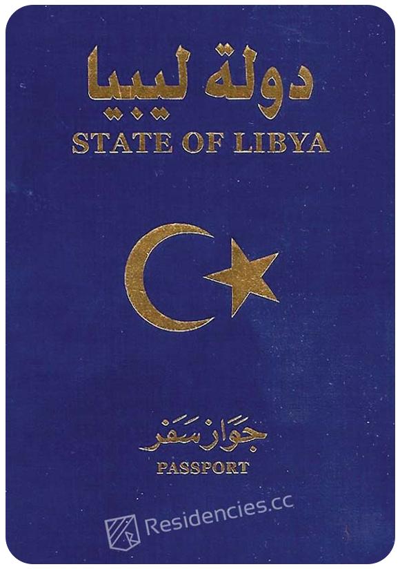 Passport of Libya, henley passport index, arton capital's passport index 2020