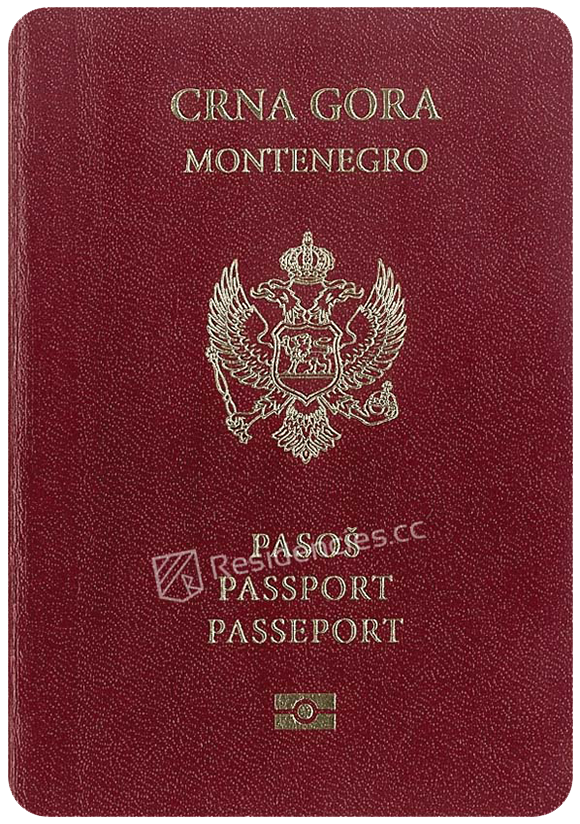 Passport of Montenegro, henley passport index, arton capital's passport index 2020