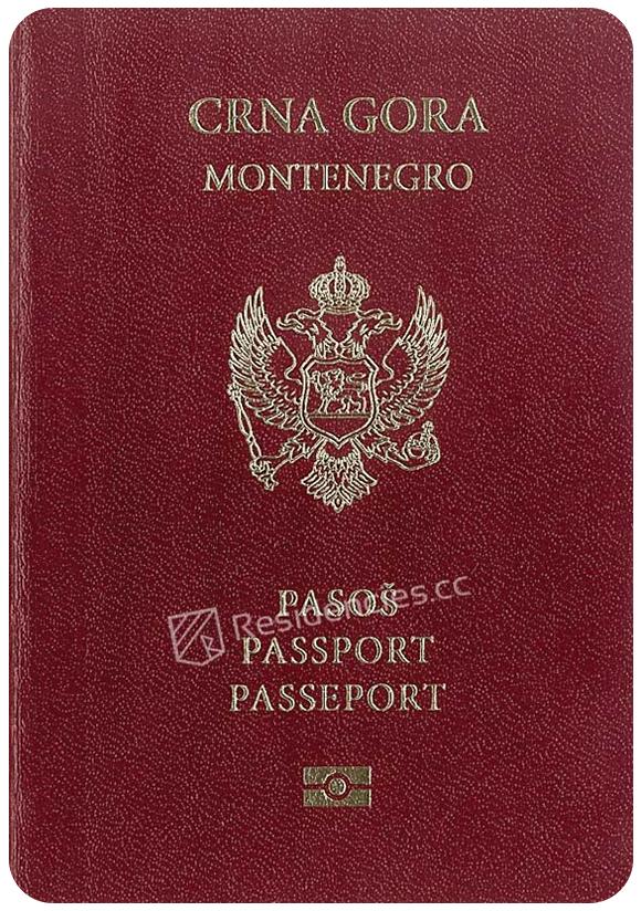Passport of Montenegro, henley passport index, arton capital's passport index 2020