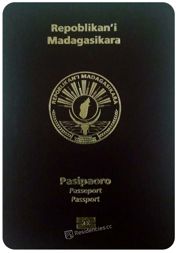 Passport of Madagascar, henley passport index, arton capital's passport index 2020