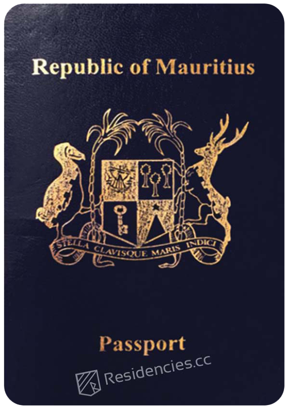 Passport of Mauritius, henley passport index, arton capital's passport index 2020