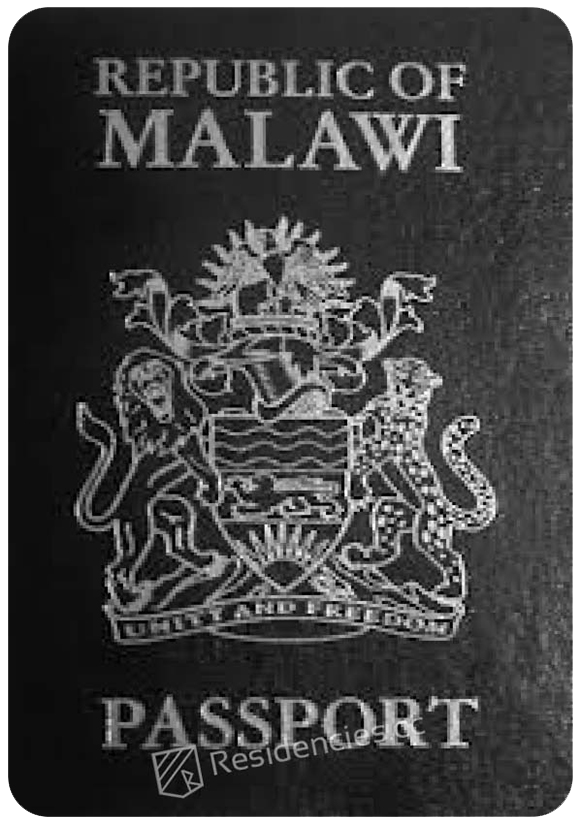 Passport of Malawi, henley passport index, arton capital's passport index 2020