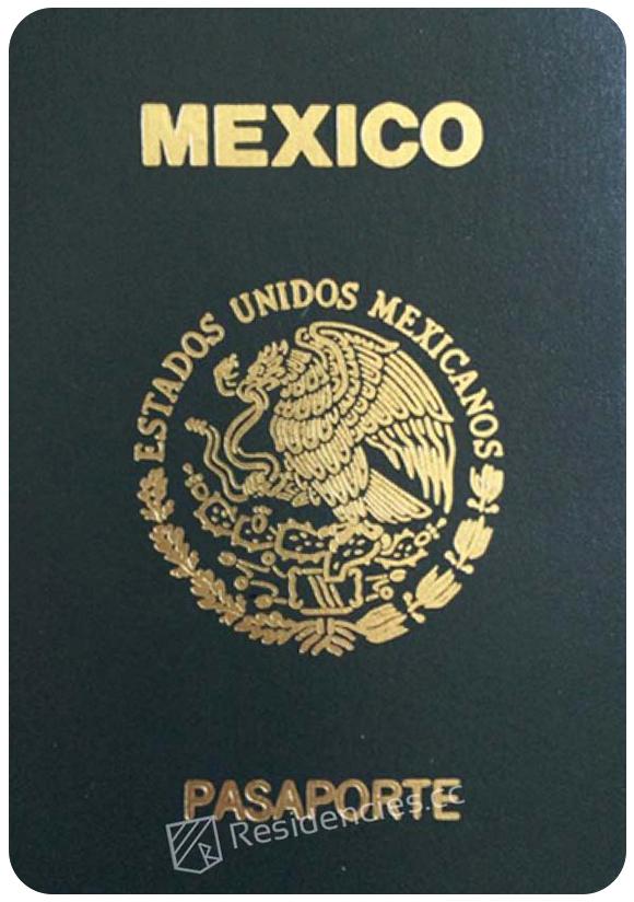 Passport of Mexico, henley passport index, arton capital's passport index 2020