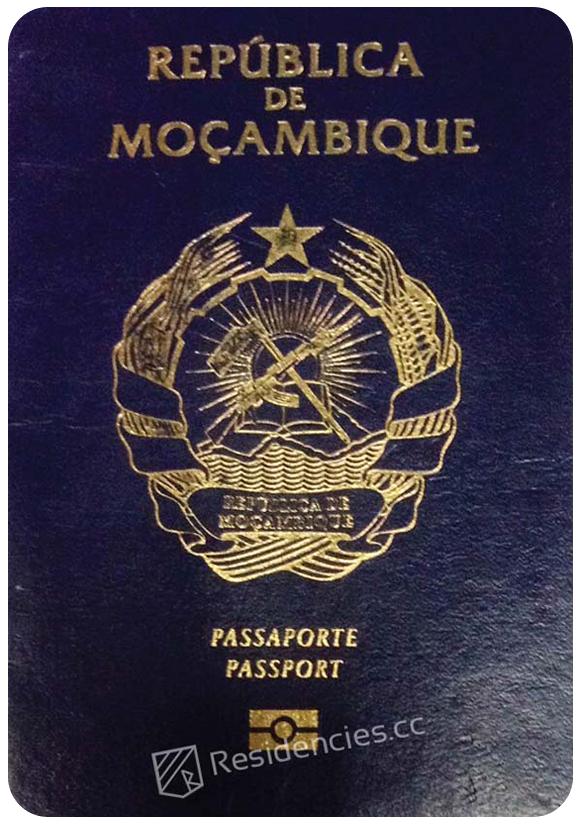 Passport of Mozambique, henley passport index, arton capital's passport index 2020