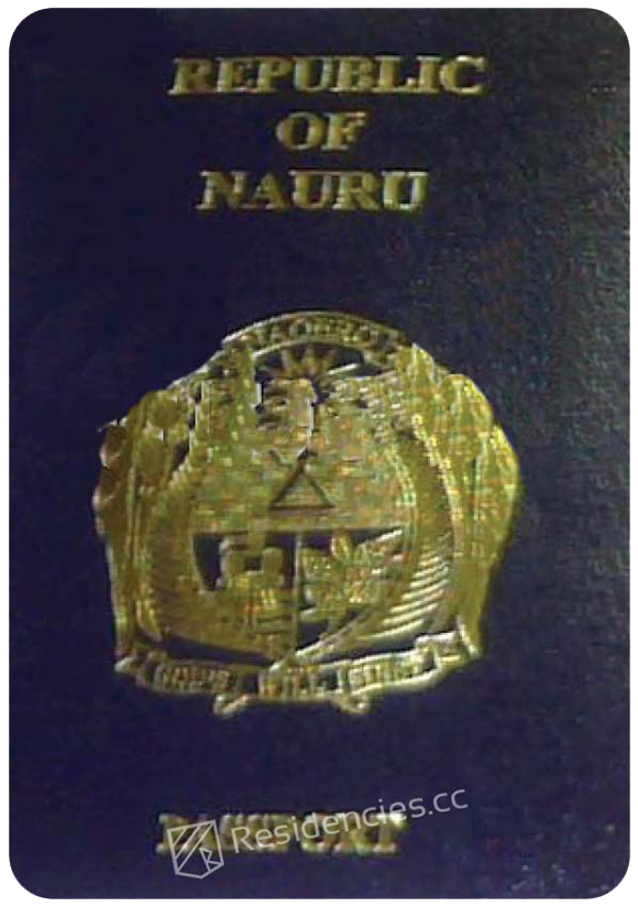 Passport of Nauru, henley passport index, arton capital's passport index 2020