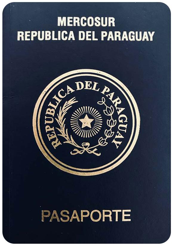 Passport of Paraguay, henley passport index, arton capital's passport index 2020