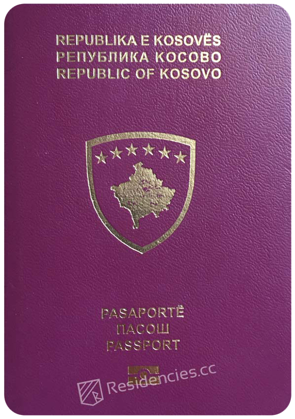Passport of Kosovo, henley passport index, arton capital's passport index 2020
