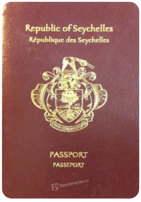 Passport of Seychelles, henley passport index, arton capital's passport index 2020