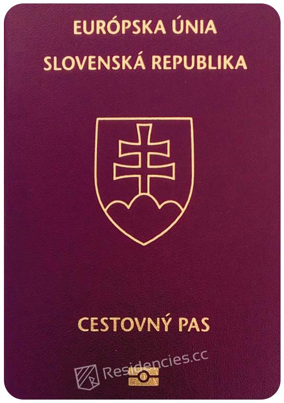Passport of Slovakia, henley passport index, arton capital's passport index 2020