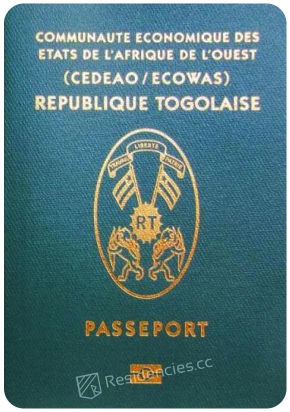 Passport of Togo, henley passport index, arton capital's passport index 2020