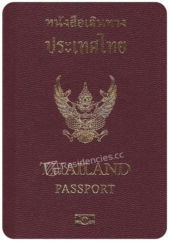 Passport of Thailand, henley passport index, arton capital's passport index 2020