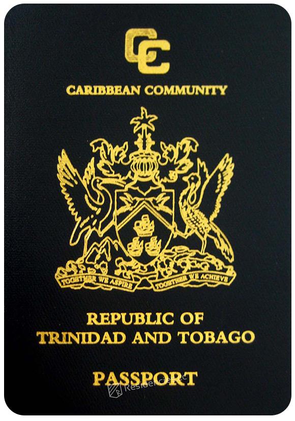 Passport of Trinidad and Tobago, henley passport index, arton capital's passport index 2020
