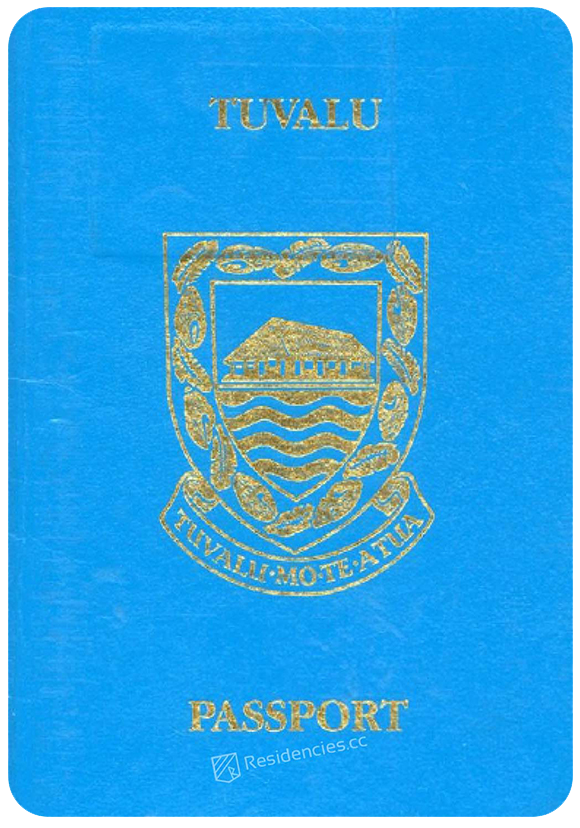 Passport of Tuvalu, henley passport index, arton capital's passport index 2020