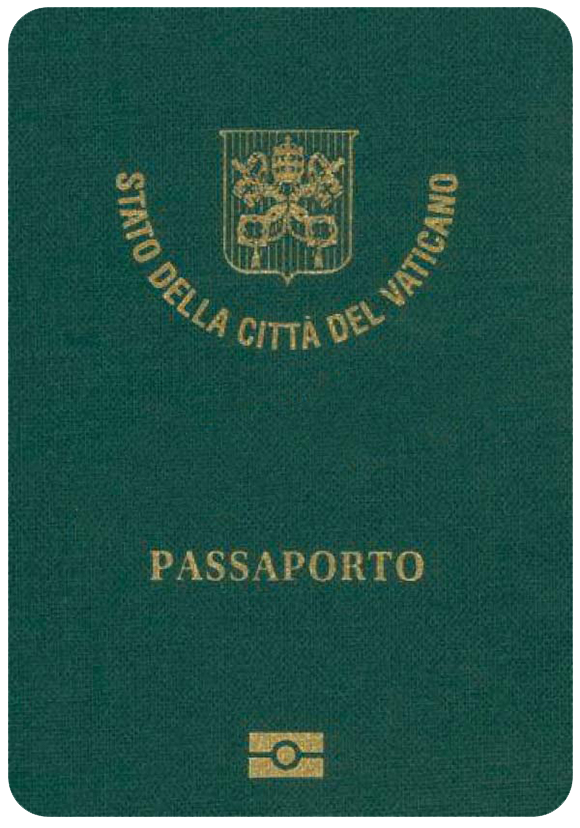 Passport of Vatican City, henley passport index, arton capital's passport index 2020