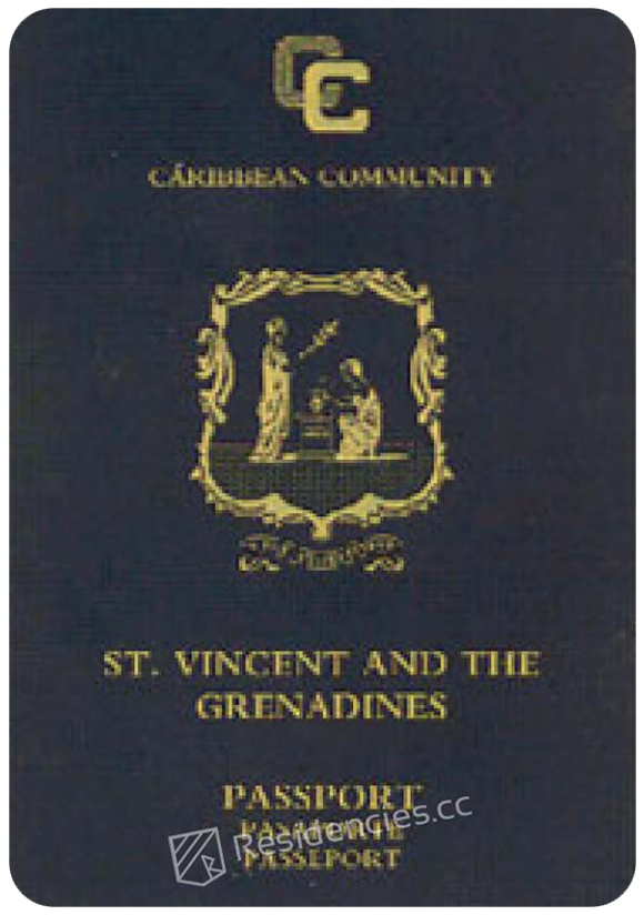 Passport of St. Vincent and the Grenadines, henley passport index, arton capital's passport index 2020