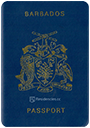 Passport index / rank of Barbados 2020