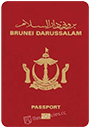 Passport of Brunei