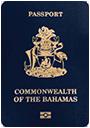 Passport index / rank of Bahamas 2020