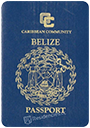 Passport of Belize