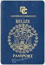 Passport index / rank of Belize 2020