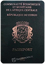 Passport of Congo
