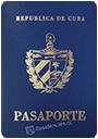 Passport of Cuba