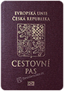 Passport of Czech Republic