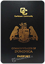 Passport index / rank of Dominica 2020