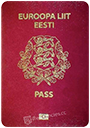 Passport of Estonia