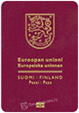Passport index / rank of Finland 2020