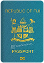 Passport of Fiji