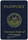 Passport index / rank of Micronesia 2020