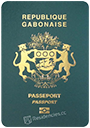 Passport of Gabon