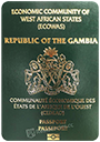 Passport of Gambia