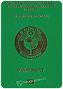 Passport index / rank of Guinea 2020
