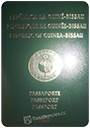Passport index / rank of Guinea-Bissau 2020