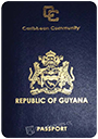 Passport of Guyana