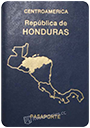 Passport of Honduras