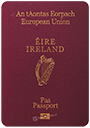 Passport of Ireland