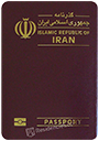 Passport of Iran