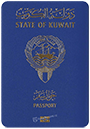 Passport index / rank of Kuwait 2020