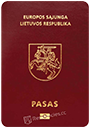 Passport of Lithuania