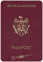 Passport of Moldova