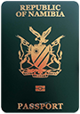 Passport of Namibia