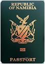 Passport index / rank of Namibia 2020