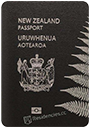 Passport of New Zealand