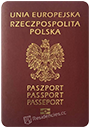 Passport of Poland