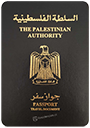 Passport index / rank of Palestinian Territories 2020