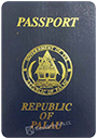 Passport index / rank of Palau 2020